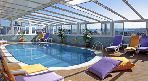 Hotel zurich istanbul istanbul hotel turkey limited time offer - Piscine istanbul ...