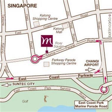 Hotel Mercure Singapore