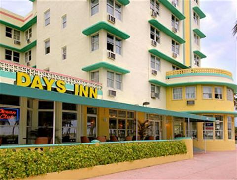 Days Inn And Suites Miami North Beach Oceanfront Miami
