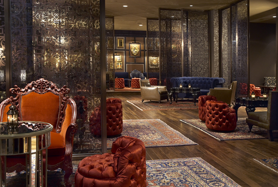 Sax chicago a thompson hotel chicago hotel null for Hotel sax chicago