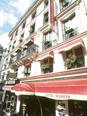 Madrid opera hotel hotel paris france prix for Prix hotel en france