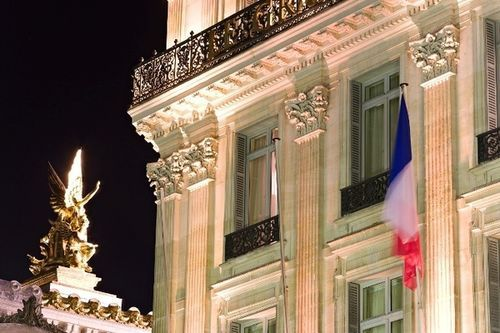 Intercontinental paris le grand hotel paris null prix for Les prix des hotels a paris