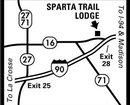 Best Western Sparta Trail Lodge