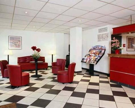 Montparnasse al sia hotel paris null prix r servation for Prix hotel moins cher