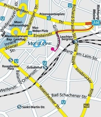 motel one m nchen city ost munich hotel in deutschland. Black Bedroom Furniture Sets. Home Design Ideas