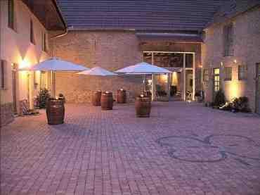 Kleine residenz am schloss hochheim am main hotel in for Kleine design hotels deutschland