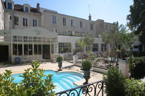 La demeure du parc fontainebleau hotel france limited for Hotel fontainebleau france