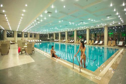 Delphin Deluxe Resort Okurcalar Hotel In T 252 Rkei Jetzt