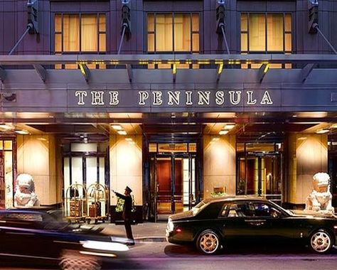 The Peninsula Chicago Chicago Hotel Null Limited Time Offer