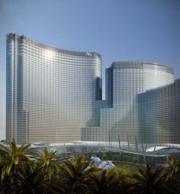 aria resort & casino check in time