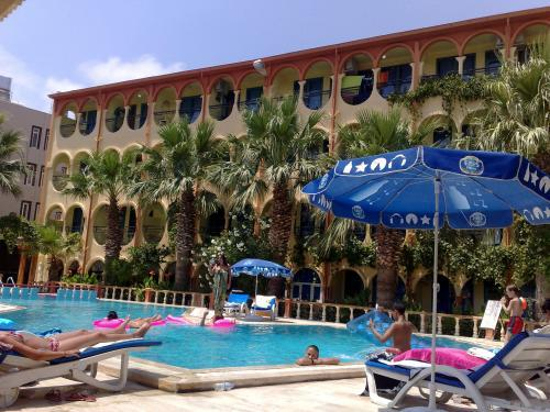Palmiye hotel side null prix r servation moins cher for Reservation hotel pas cher