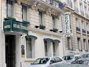 Star etoile hotel hotel paris france prix r servation for Reservation hotel paris pas cher