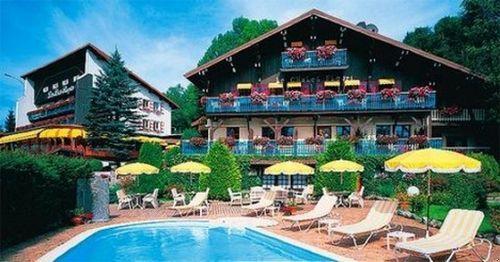 Hostellerie des bas rupts hotel gerardmer null prix for Hotel a prix bas