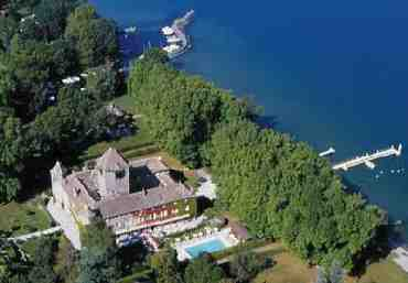 Ch teau de coudr e hotel anthy sur leman france prix for Prix hotel en france