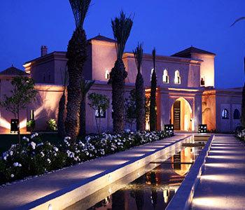 Villa margot hotel hotel marrakech royaume du maroc - Prix chambre hotel mamounia marrakech ...