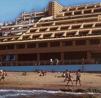hotel dunas las palmas: