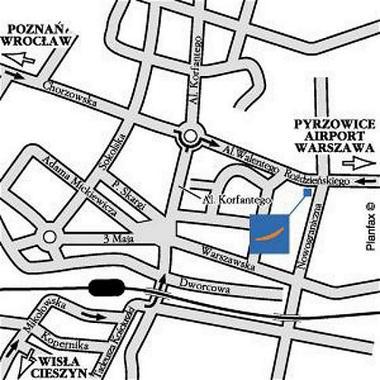 Novotel Katowice Centrum Katowice, Hotel Poland  Limited