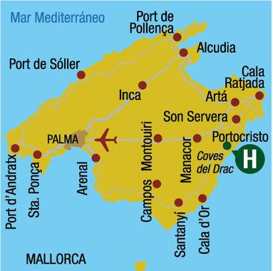 Insotel Club Cala Mandia Hotel Cala Romantica Espagne