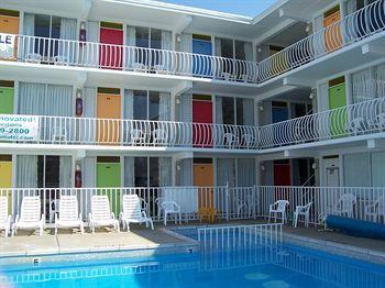 lollipop motel wildwood hotel null limited time offer. Black Bedroom Furniture Sets. Home Design Ideas