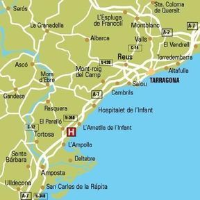 Les Oliveres Resort, hotel Tarragona   Espagne   prix réservation