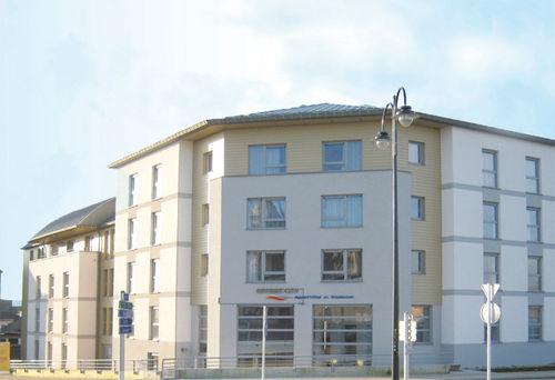 Appart 39 city arlon porte du luxembourg hotel arlon for Prix appart city