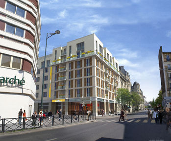 Prenotazione appart city clichy la garenne a paris hotel for Appart hotel paris 7