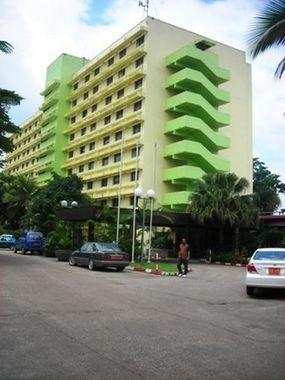 Hotel Douala Pas Cher