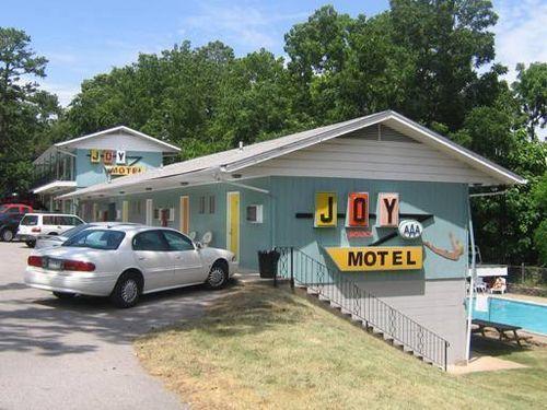 Motel  Van Buren Arkansas