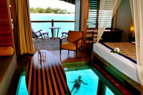Prenotazione Le Meridien Bora Bora a Povai - hotel null. Offerte ...