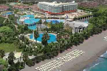 Starlight Resort Hotel Side Kizilagac