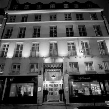 H tel d 39 aubusson hotel paris france prix r servation for Prix hotel france