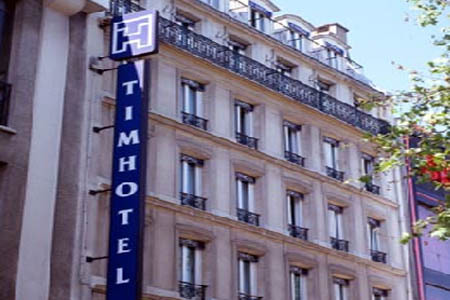 Timhotel saint georges pigalle hotel paris france for Reservation hotel paris pas cher