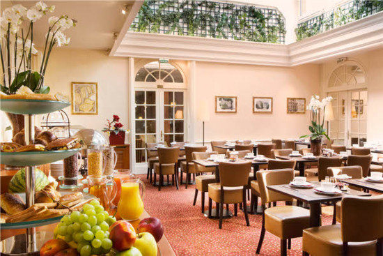 Clarion collection etoile saint honor hotel paris - Centre etoile saint honore ...