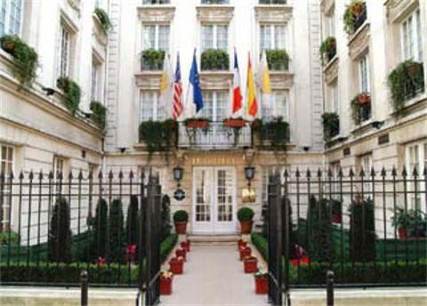 Melia colbert boutique hotel hotel paris france prix for Prix hotel en france