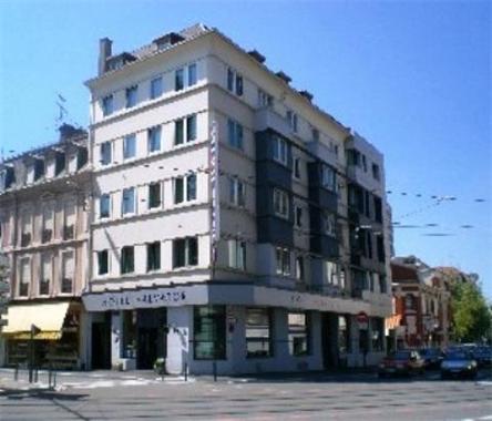 Inter h tel salvator hotel mulhouse france prix for Prix hotel france