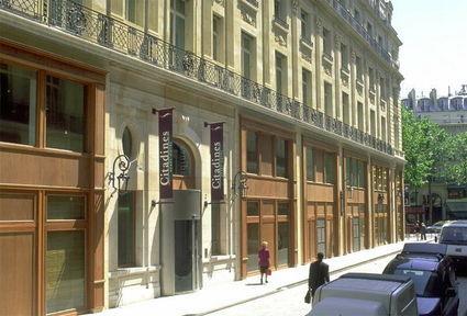 Citadines prestige op ra vend me paris hotel paris for Appart hotel vendome