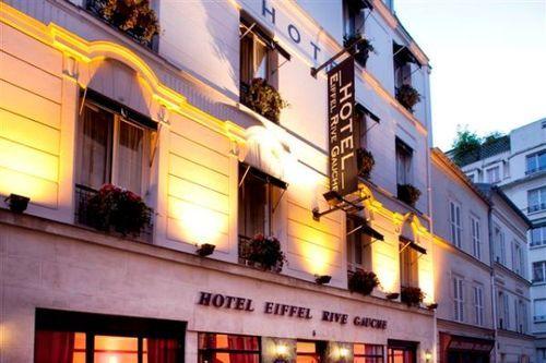 H tel eiffel rive gauche hotel paris france prix for Prix hotel france