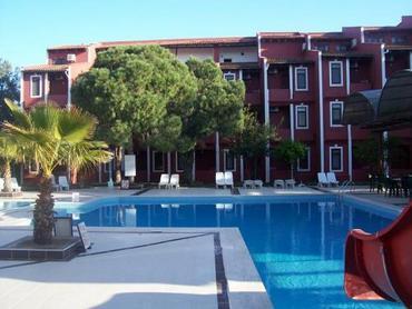 golf hoteller i tyrkia