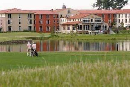 lüdersburg golf hotel