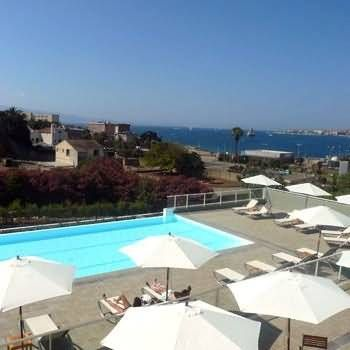 Best western ajaccio amiraut hotel ajaccio france for Appart hotel ajaccio