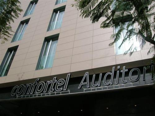 Confortel auditori barcelona hotel null limited time offer - Hotel confortel auditori ...