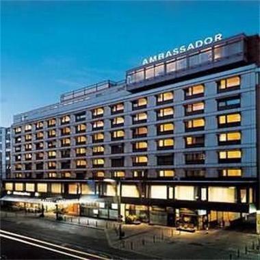 Hotels Near Kadewe Berlin