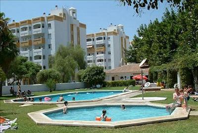 apartamentos jardines del gamonal benalmadena hotel en