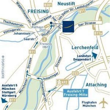 Freising Germany Map.Mercure Hotel Muenchen Airport Freising Freising Hotel Germany