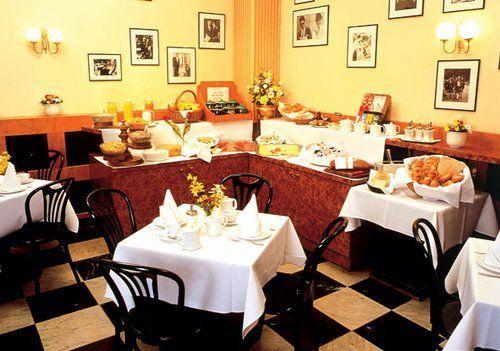 Hotel Furst Metternich Wien Bar