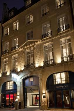 Villa hotel majestic spa hotel paris france prix for Reservation hotel paris pas cher