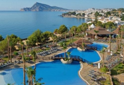 Sh villa gadea altea hotel spain limited time offer - Hotel sha altea ...