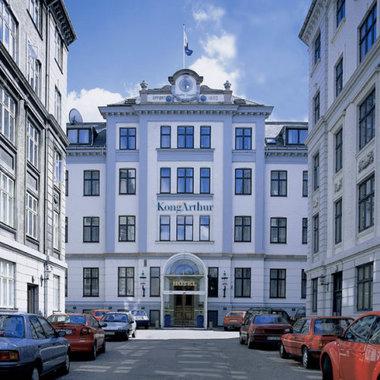 Hotel Kong Arthur Copenhagen, Hotel Denmark. Limited Time Offer!