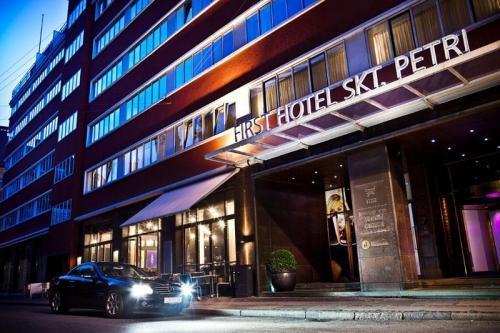 first hotel copenhagen denmark