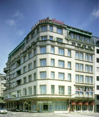 Grand hotel cravat hotel luxembourg null prix for Prix hotel moins cher